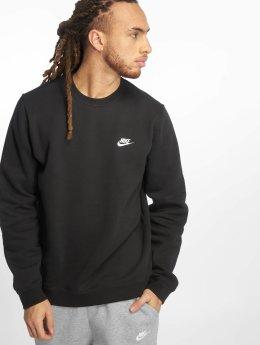 Nike Пуловер NSW Fleece Club черный