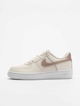 Nike Сникеры Air Force 1 PS бежевый