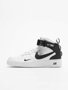 Nike Сникеры Air Force 1 Mid '07 Lv8 белый