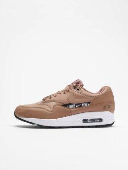 Nike Сникеры  коричневый