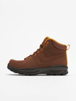 Nike Сникеры Manoa Leather Boot коричневый