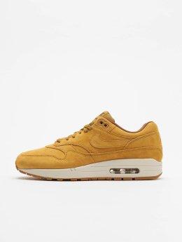 Nike Сникеры Air Max 1 Premium коричневый