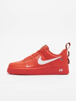 Nike Сникеры Air Force 1 '07 Lv8 Utility оранжевый