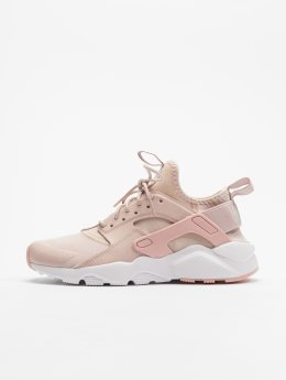 Nike Сникеры Air Huarache Run Ultra PRM GS розовый
