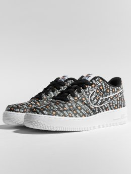 Nike Сникеры Air Force 1 '07 Lv8 Jdi черный