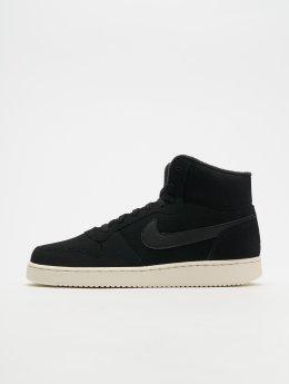 Nike Сникеры Ebernon Mid Se черный