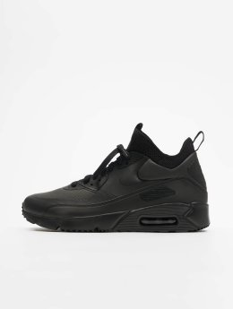Nike Сникеры Air Max 90 Ultra Mid Winter черный