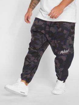 Nike Спортивные брюки Camo камуфляж