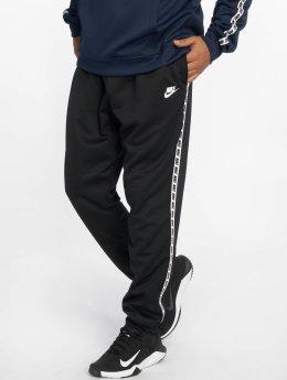Nike Спортивные брюки Poly черный