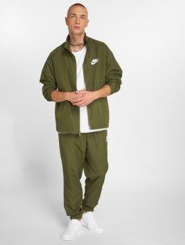 Nike Спортивные костюмы NSW Basic оливковый