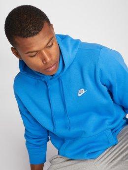 Nike Толстовка Sportswear синий