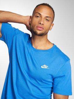 Nike Футболка NSW Club синий