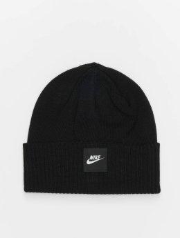 Nike шляпа Futura Knit черный