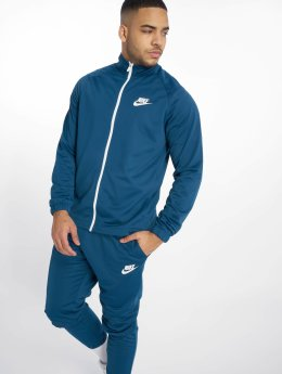 Nike Anzug Sportswear blau