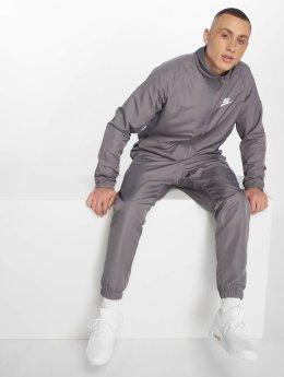 Nike Anzug Nsw Basic grau