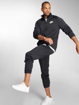 Nike Anzug M NSW TRK SUIT PK BASIC  schwarz