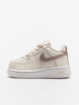 Nike Baskets Air Force 1 TD beige