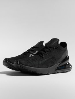 Nike Baskets Air Max 270 Flyknit noir