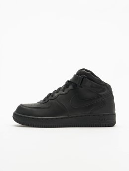 Nike Baskets Force 1 Mid PS noir