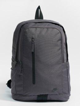 Nike Batohy All Access Soleday šedá