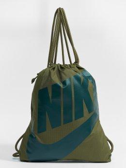 Nike Beutel Gym Sack оливковый