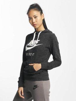 Nike Bluzy z kapturem NSW Gym Vintage czarny