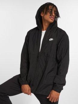 Nike Bundy na přechodné roční období Sportswear čern