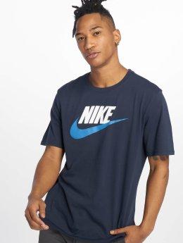 Nike Camiseta Futura Icon azul
