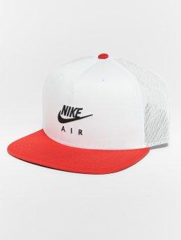 Nike Casquette Snapback & Strapback Sportswear Pro blanc