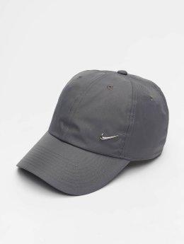 Nike Casquette Snapback & Strapback Sportswear Heritage86 gris