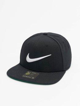 Nike Casquette Snapback & Strapback NSW Swoosh Pro noir
