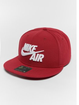 Nike Casquette Snapback & Strapback Sportswear Air True rouge