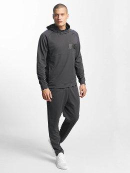 Nike Collegepuvut NSW AV15 harmaa