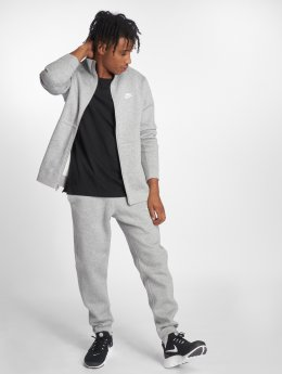 Nike Collegepuvut Sportswear Track Suit harmaa