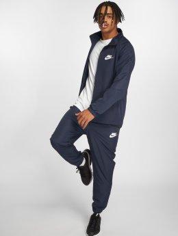 Nike Dresy NSW Basic niebieski
