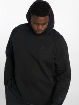 Nike Felpa con cappuccio Sportswear Tech Fleece nero
