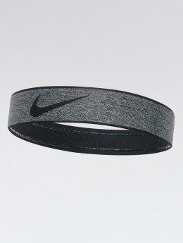 Nike Hikinauhat Pro Swoosh 2.0 Headband harmaa