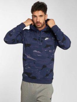 Nike Hoodie Sportswear Club Fit blue