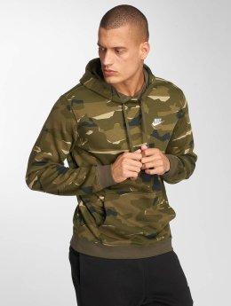 Nike Hoodie Sportswear Club Fit olive