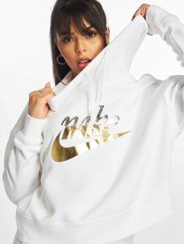 Nike Hoodies Rally  hvid