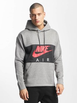 Nike Hoody Air NSW grau