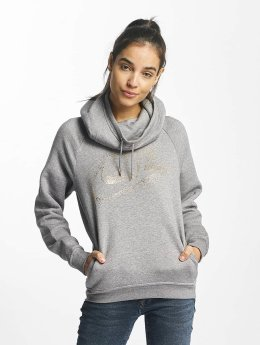 Nike Hoody NSW Metallic Rally grijs