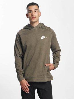 Nike Hoody AV15 Fleece olijfgroen