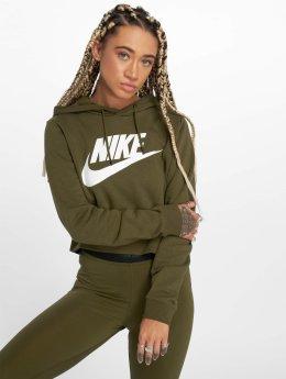 Nike Hoody Sportswear Rally olijfgroen