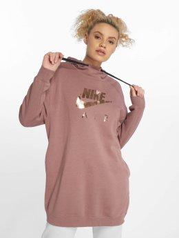Nike Hoody Shine  rosa