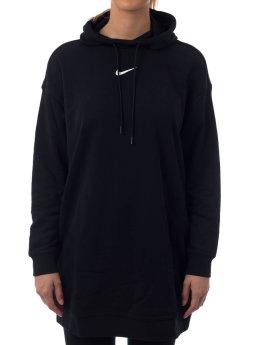 Nike Hoody Swoosh schwarz