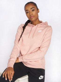 Nike Hupparit Sportswear vaaleanpunainen