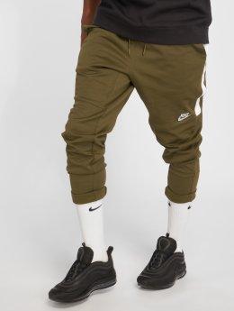 Nike Jogging kalhoty Sportswear olivový