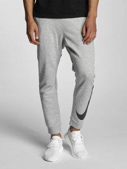 Nike joggingbroek NSW FLC Hybrid grijs