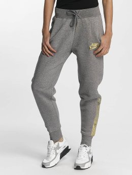 Nike joggingbroek NSW Rally Metallic grijs